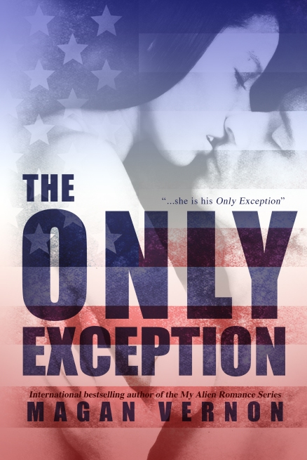 The Only Exception by Magan Vernon