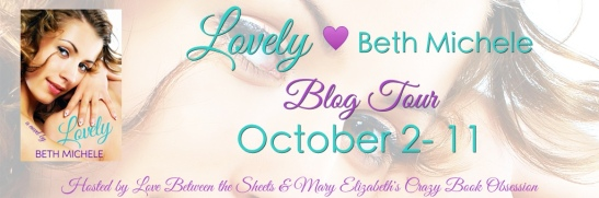 Lovely Blog Tour Banner