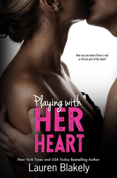 New Playing With Her Heart cover for Sept 19 reveal