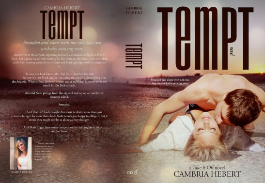 Tempt by Cambria Hebert